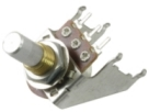 Snap-In potentiometers