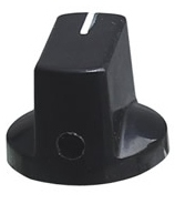 Pointer control Knob, black