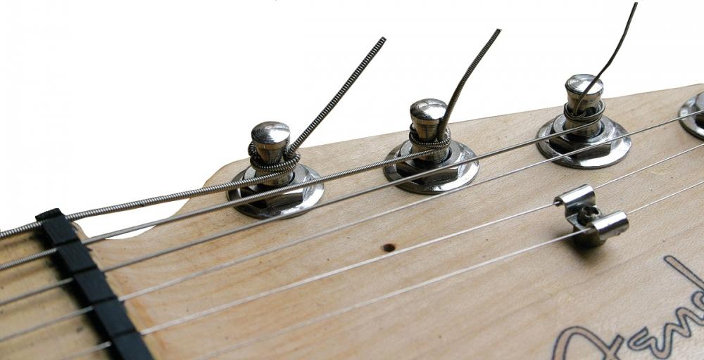 Fender STRAT Saitenniederhalter Vintage-Style - Musical accessories