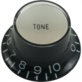 Top hat knob, Tone Gibson style black